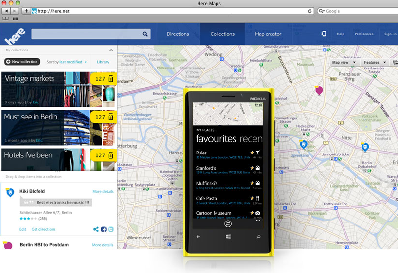 Nokia Here Maps App Coming To Ios Apple Should Welcome It