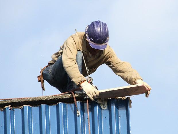Construção civil teve um dos piores resultados em 2015 no Maranhão (Foto: Biaman Prado / O Estado)
