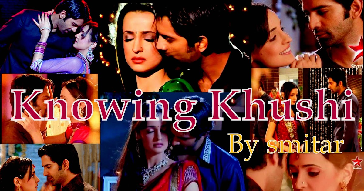Smitar's Stories: 77  Knowing Khushi