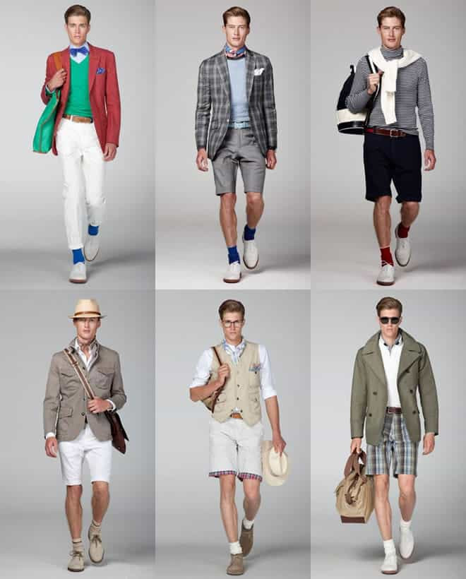 Hackett Spring/Summer 2012 Lookbook