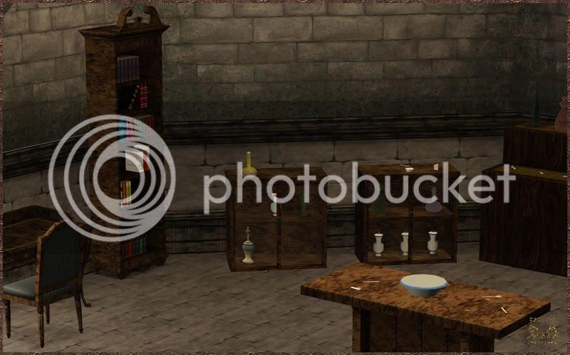 Dr. Frankenstein Lab III. D&M Creations - Demonic. Sims 3