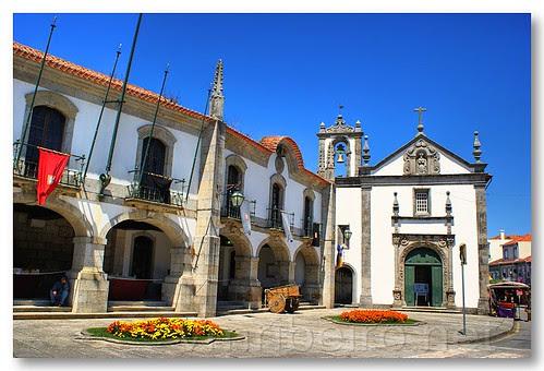 Igreja da Misericórdia de Caminha by VRfoto
