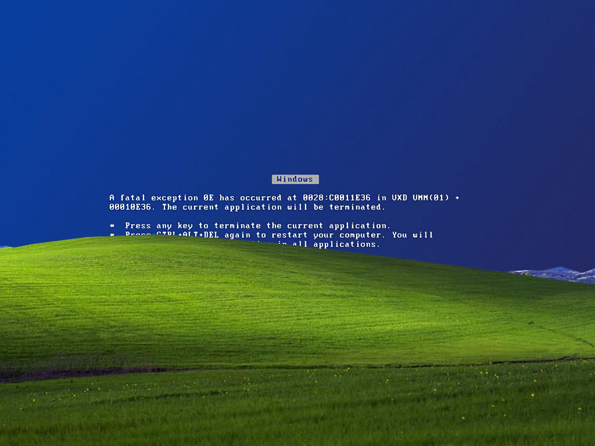 Broken Windows 7 Wallpaper 60 Images