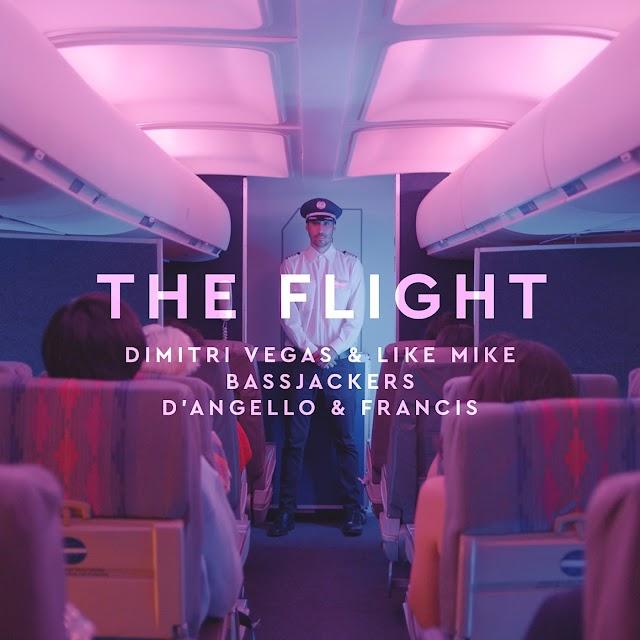 Dimitri Vegas & Like Mike, Bassjackers & D'Angello & Francis - The Flight - Single [iTunes Plus AAC M4A]