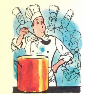 Aşçı Ne Iş Yapar Hakkında Bilgi