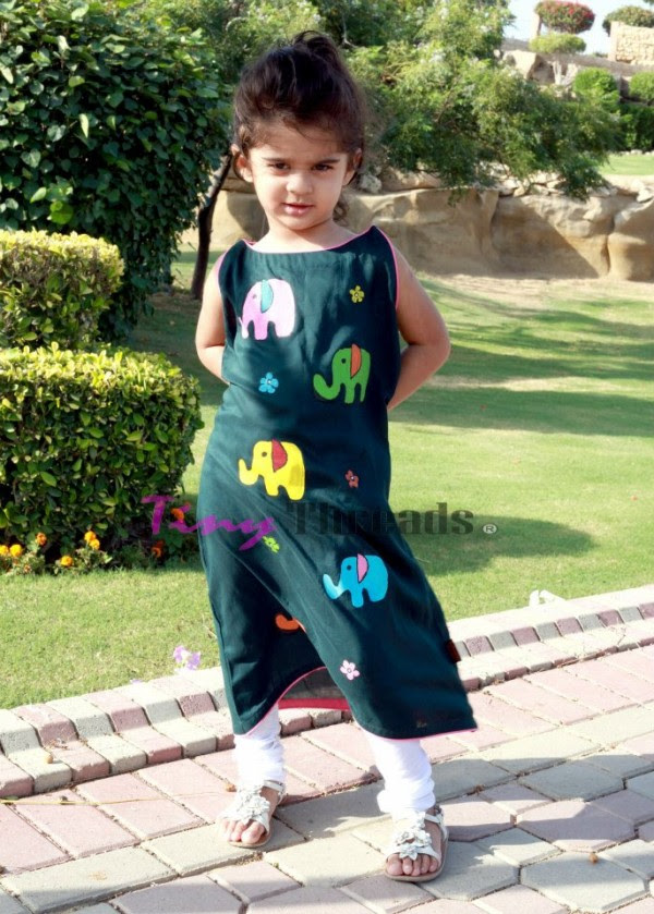 Tiny-Threads-Styish-Kids-Childerns-Springs-Summer-Dresses-2013-For-Casual-Wear-4