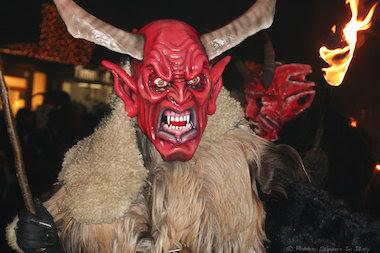 Chicago Krampus Fest Celebrates the Demonic Christmas Devil