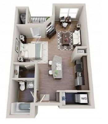 8500 Gambar Desain Dalam Rumah Minimalis 1 Lantai Gratis Unduh