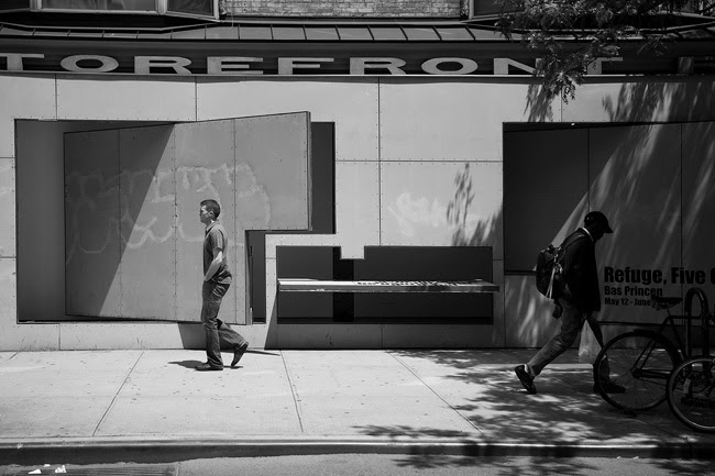 Storefront for Architecture