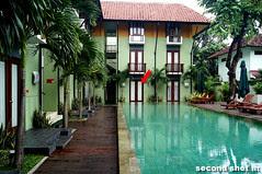 My room at Harris Tuban Bali