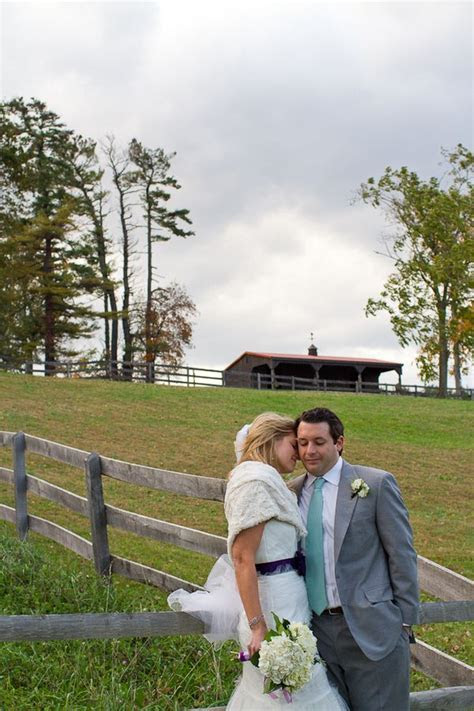 Upstate New York Rustic Wedding At Apple Barn Farm