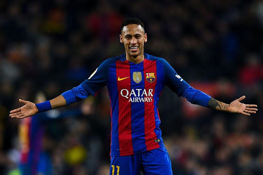 Alarm as Neymar's shoddy Naughts & Crosses skills are ...