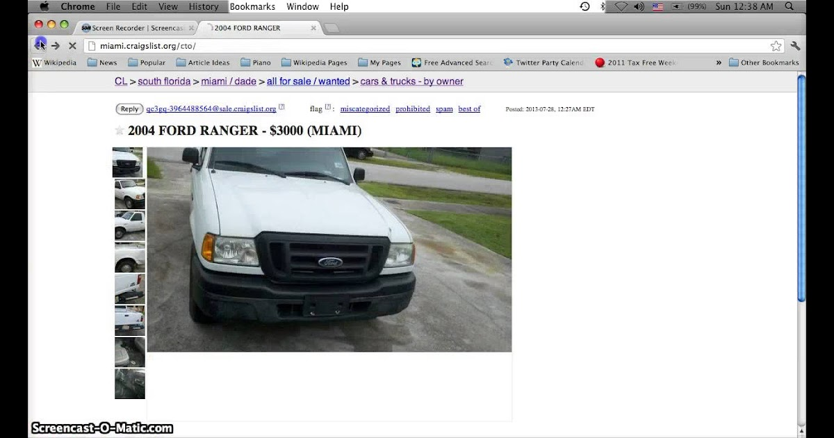 Craigslist Lake City Fl Cars And Trucks By Owner - GeloManias