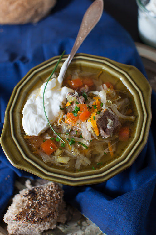 Russian Cabbage Soup 3