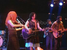 Carolyn Mark and The New Best Friends @ T.O. Twang: photo by Mike Ligon