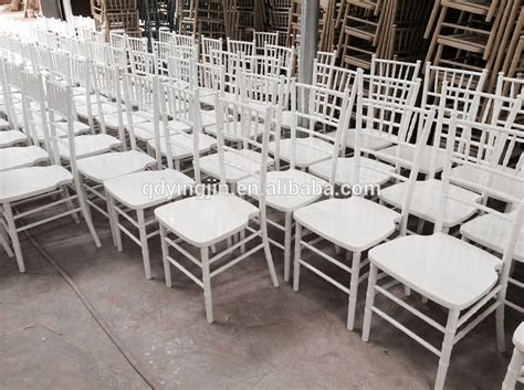 Tiffany Chairs White Sillas Tifani Wholesale White Wood