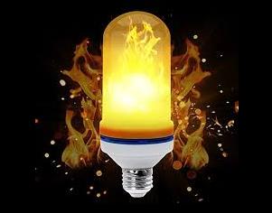 Výsledok vyhľadávania obrázkov pre dopyt Dekoračná ohnivá LED žiarovka