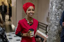 The Latest: Trump: Rep. Omar should be ashamed of comments