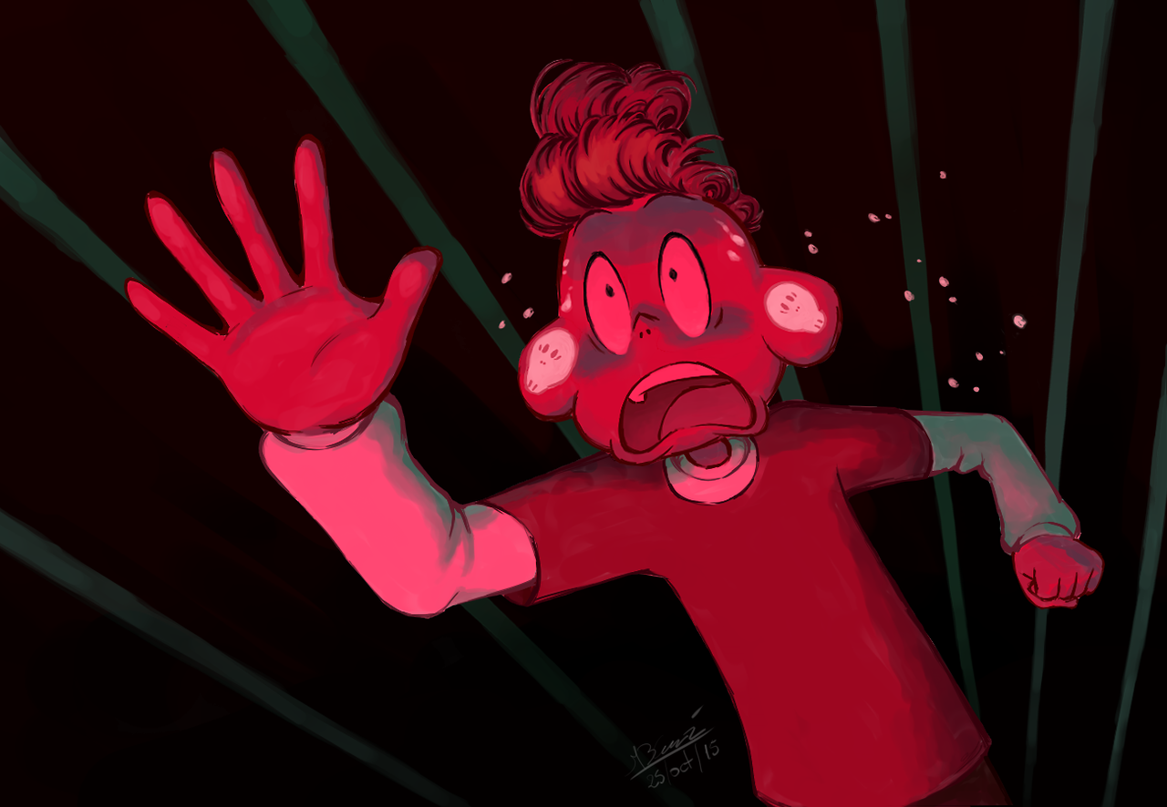 This redraw is like from 2015 n i still like how it looks so much lol Idk, particularly i love this scene, i mean, the Lars' face here His fac e