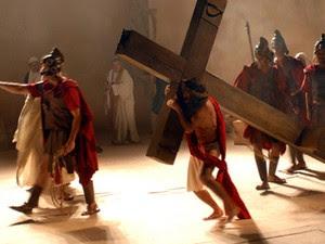 Espetáculo narra a história da vida de Jesus Cristo. (Foto: Divulgação)