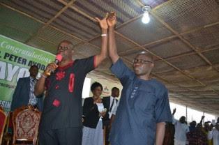 BREAKING: Fayose allegedly endorses Olusola Eleka as his successor