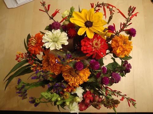 Farmer's Mkt Flowers