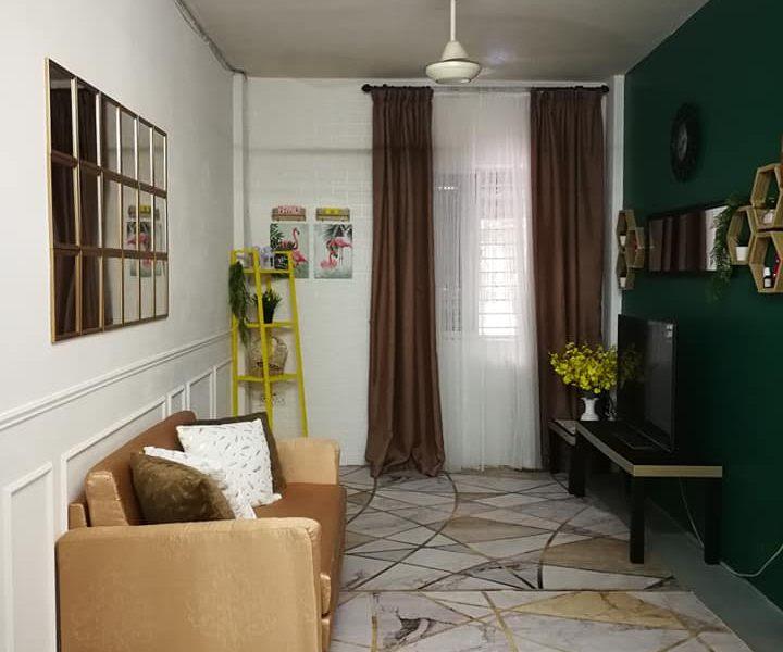 Guna Cermin Kedai RM 2.10 Je Letak Kat Dinding Rumah - Hias.my