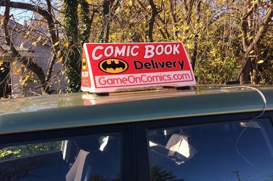 Game On Comics