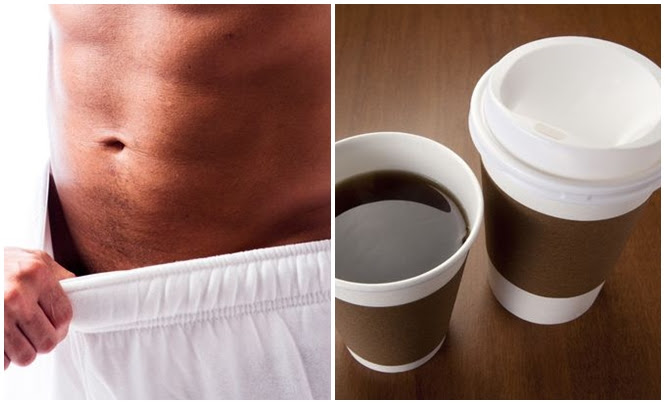 Duas a três xícaras de café por dia reduz chance de homens falharem na cama