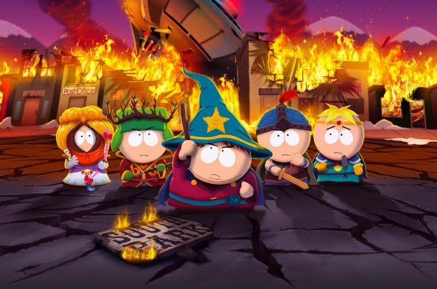 An (Inoffensive) History Timeline Of South Park Games