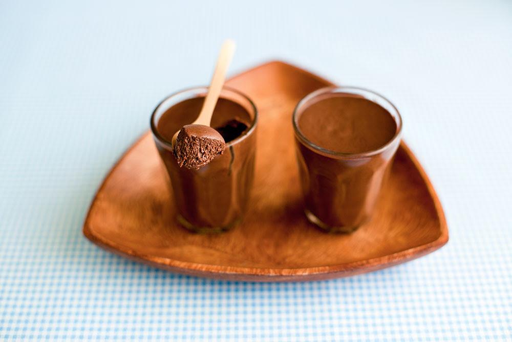 Çikolatalı Mus 2
