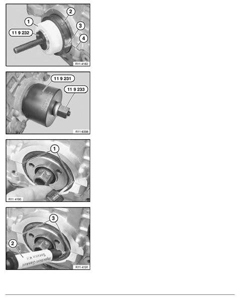 Bmw crank seal tool