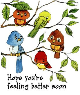 Hope You Feel Better Clipart At Getdrawingscom Free For Personal