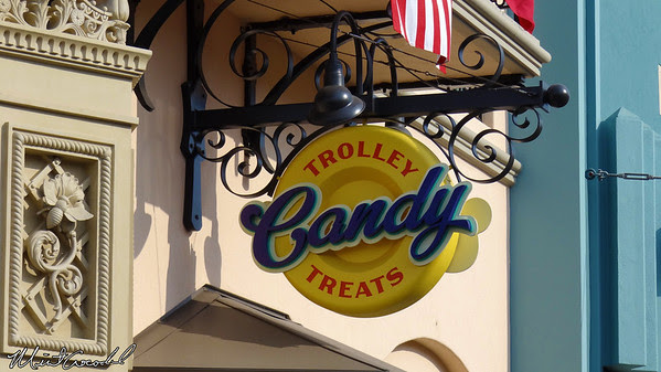 Disneyland Resort, Disney California Adventure, Buena Visa Street