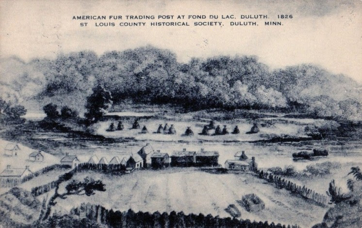 http://www.perfectduluthday.com/2016/04/08/american-fur-trading-post-at-fond-du-lac-1826/