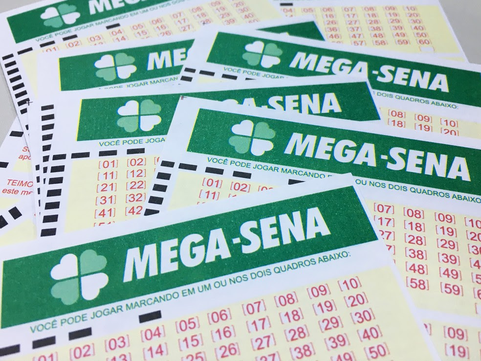 Mega-Sena pode pagar R$ 40 milhões neste sábado (27) (Foto: Heloise Hamada/G1)