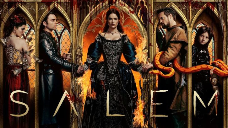 """Salem - Black Sunday (Series Finale) - Review: """"The End of Salem... Or Is It?"""" + POLL"""