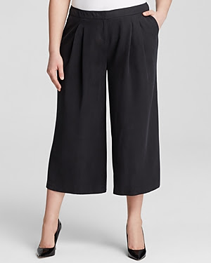 Mynt 1792 Pleat Front Culottes