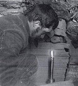 Paul Pelliot at Dunhwang