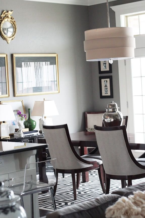 Livable luxe hgtv sherwin williams collection: Sherwin Williams Dovetail
