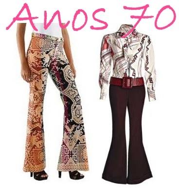 Moda retro 60 s 70 s 80 s moda de los a os 70 - Estilismo anos 70 ...