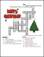 Christmas Search Puzzle New Calendar Template Site