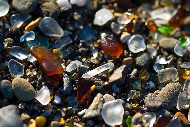 Perierga.gr - Η παραλία με τα γυαλιά