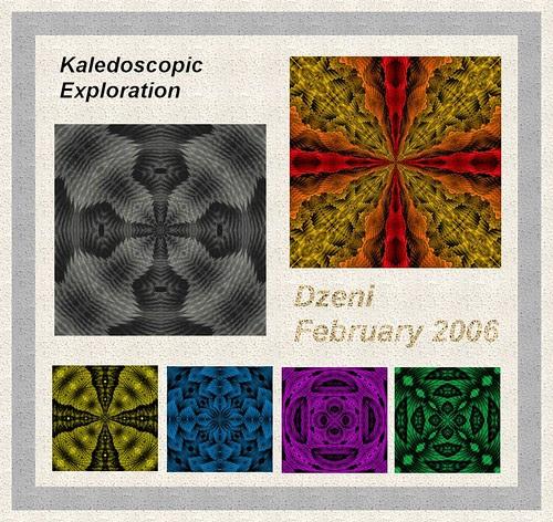 Kaledoscopic Exploration