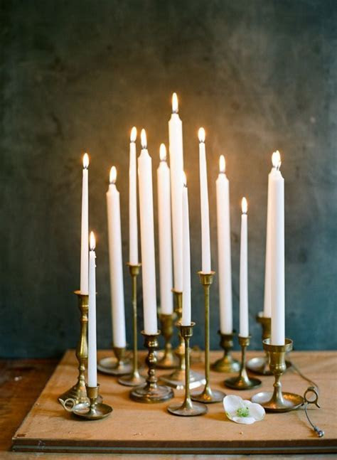Best 25  White candles ideas on Pinterest   Romantic