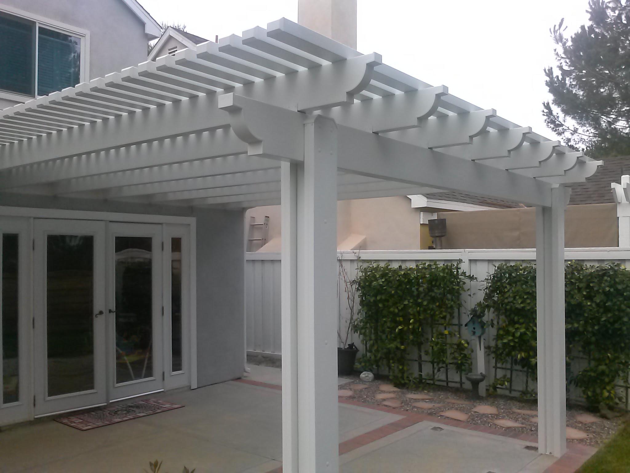 Orange County Alumawood Patio Covers Vs Wood Patio Covers