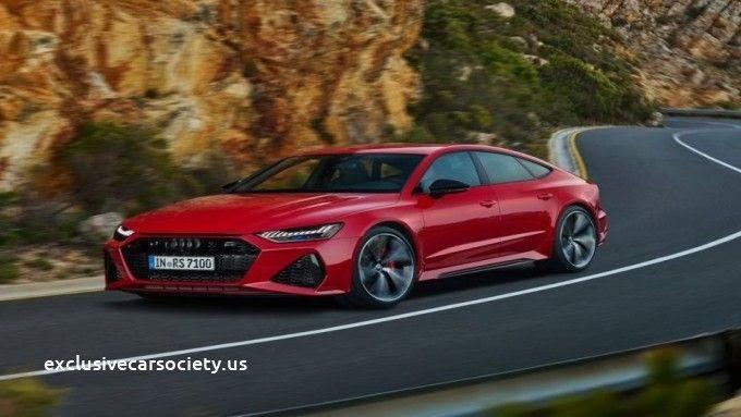 Audi Rs7 Sportback 2020 Price Uk : 2020 Audi Rs6 Avant And ...