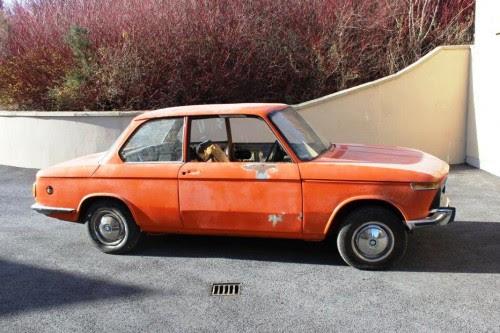 BMW 1502 Saloon