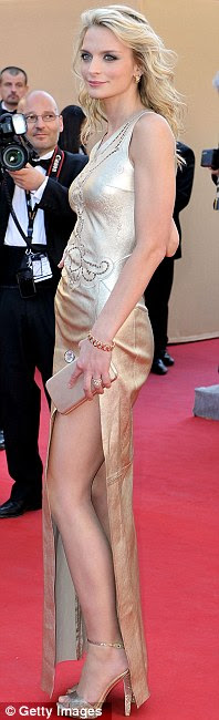 Vahina Giocante Sarah Marshall and Jane Fonda