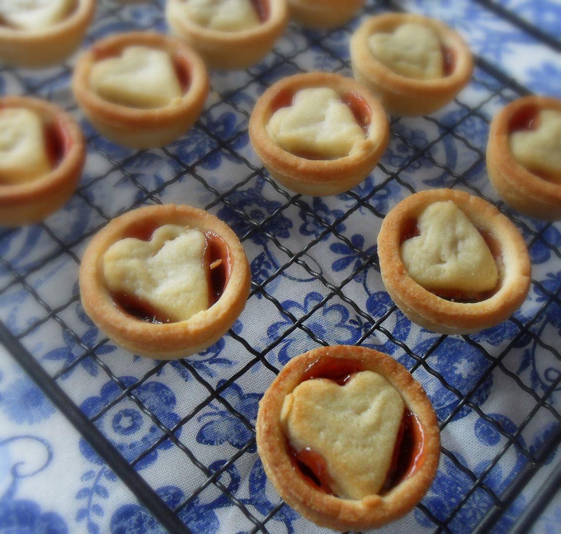 Valentine Berry Cutie Pies